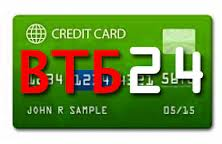 Кредитная карта ВТБ24