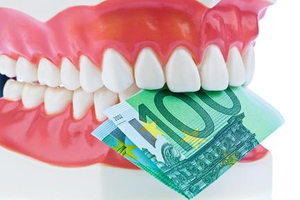 Зубы в кредит