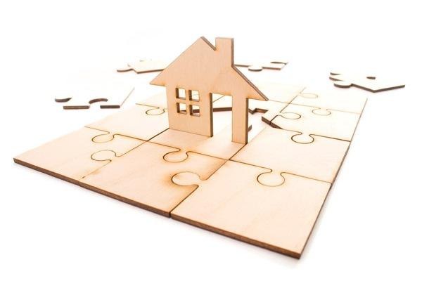 Страхование при ипотечном кредитовании - как паззл